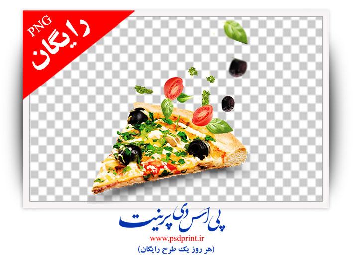 دوربری پیتزا